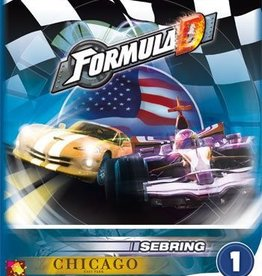 Formula D: Expansion 1 - Sebring and Chicago