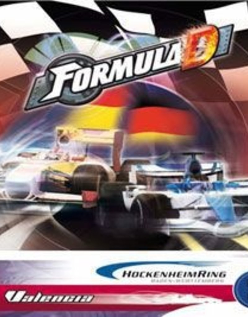 Formula D: Expansion 2 - Valencia/Hockenheim