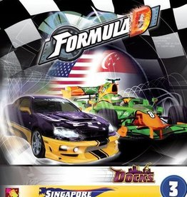 Formula D: Expansion 3 - Singapore