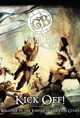 Guild Ball Kick Off! 2-Player Starter Set
