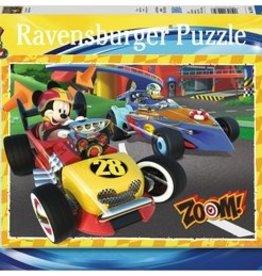 Go Mickey! - 100 Piece Puzzle