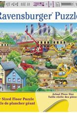 Busy Building - 24 Piece Puzzle