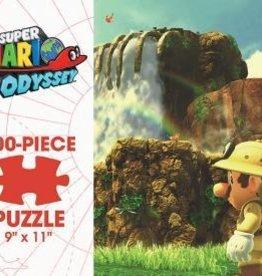 Mario Odyssey: Cascade Kingdom - 200 Piece Puzzle