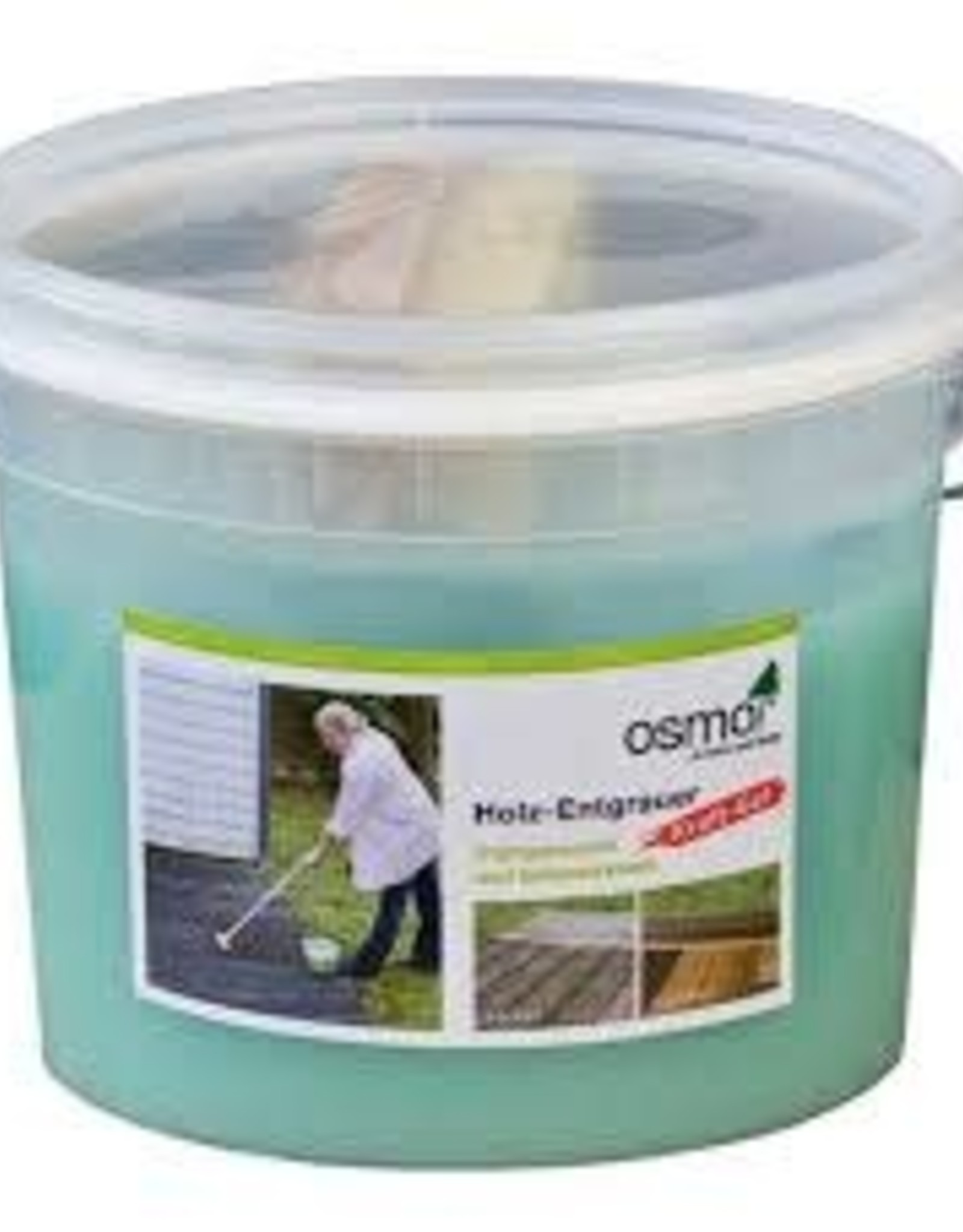 Osmo Osmo Wood Reviver Power Gel 2.5L