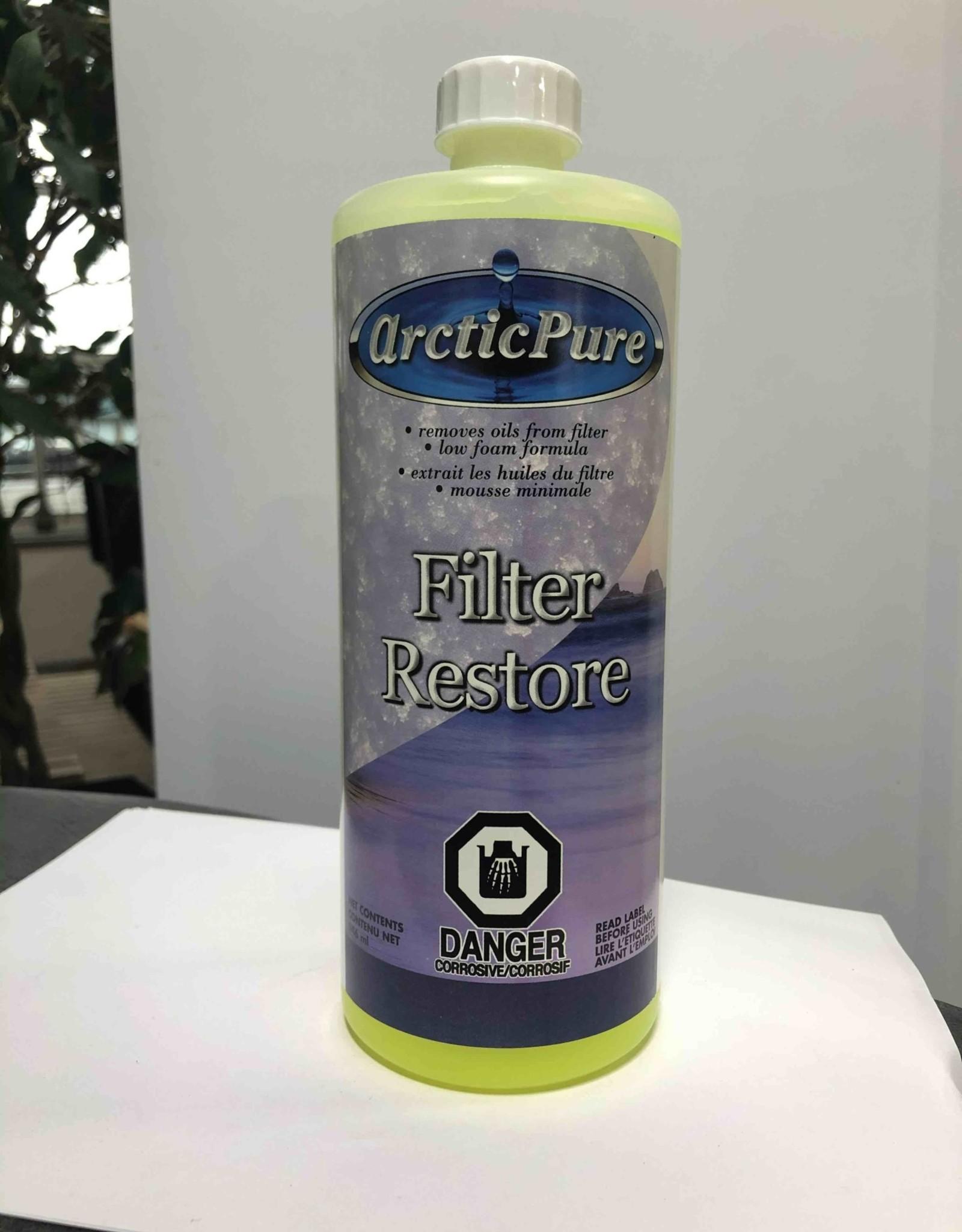 Capo Arctic Pure Filter Restore 946ml