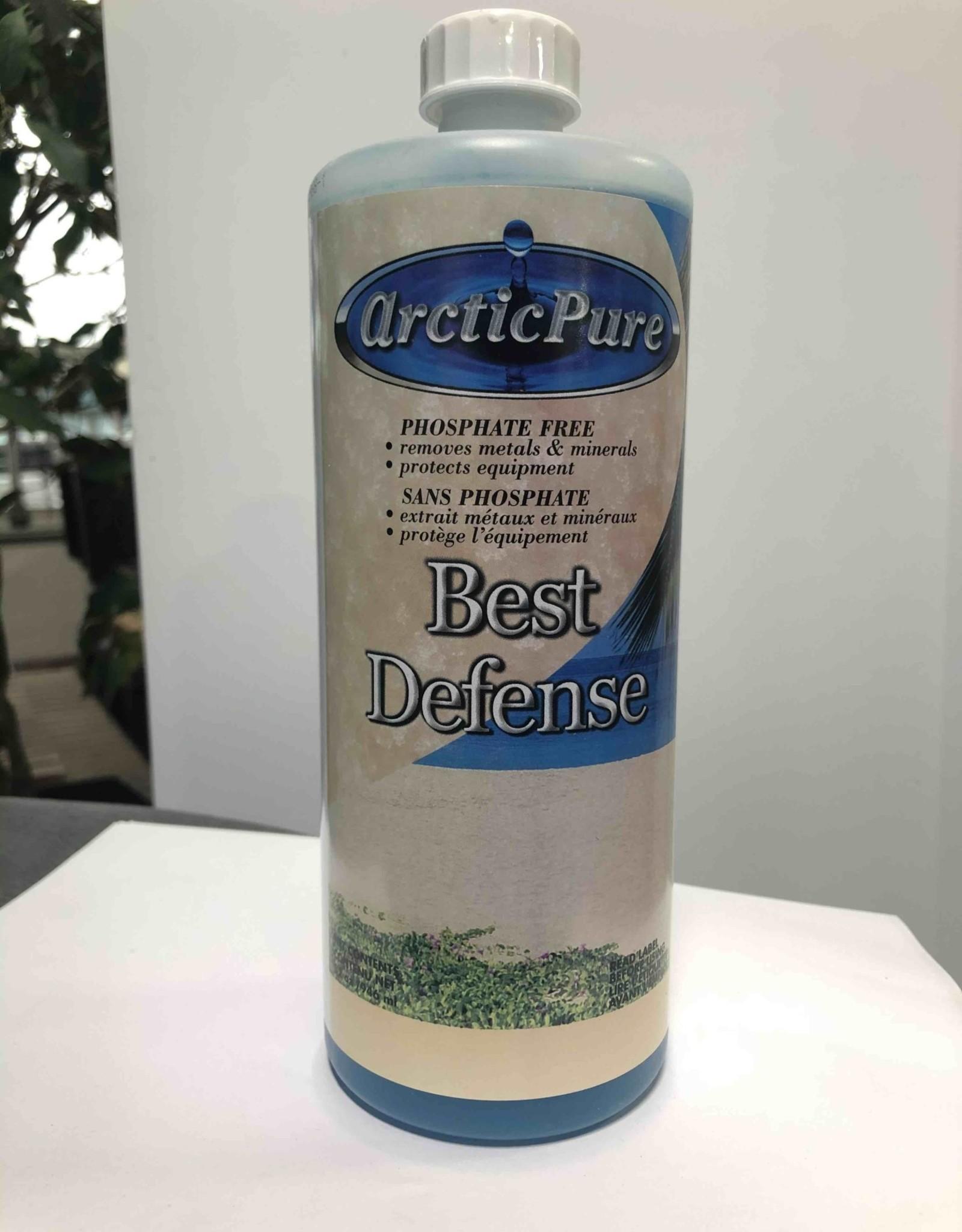Capo Arctic Pure Best Defence 946ml