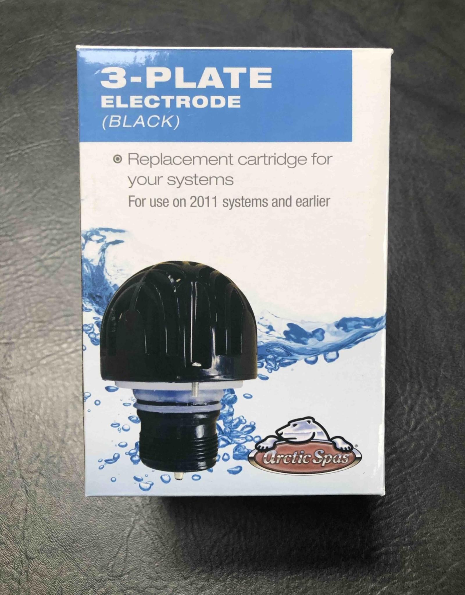 Blue Falls Manufacturing Onzen Salt Cell Replacement Cartridge Black -3 Plate ONZ-100260