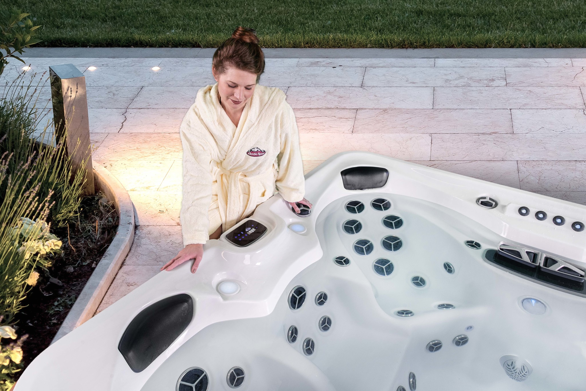Quality life at Arctic Spas