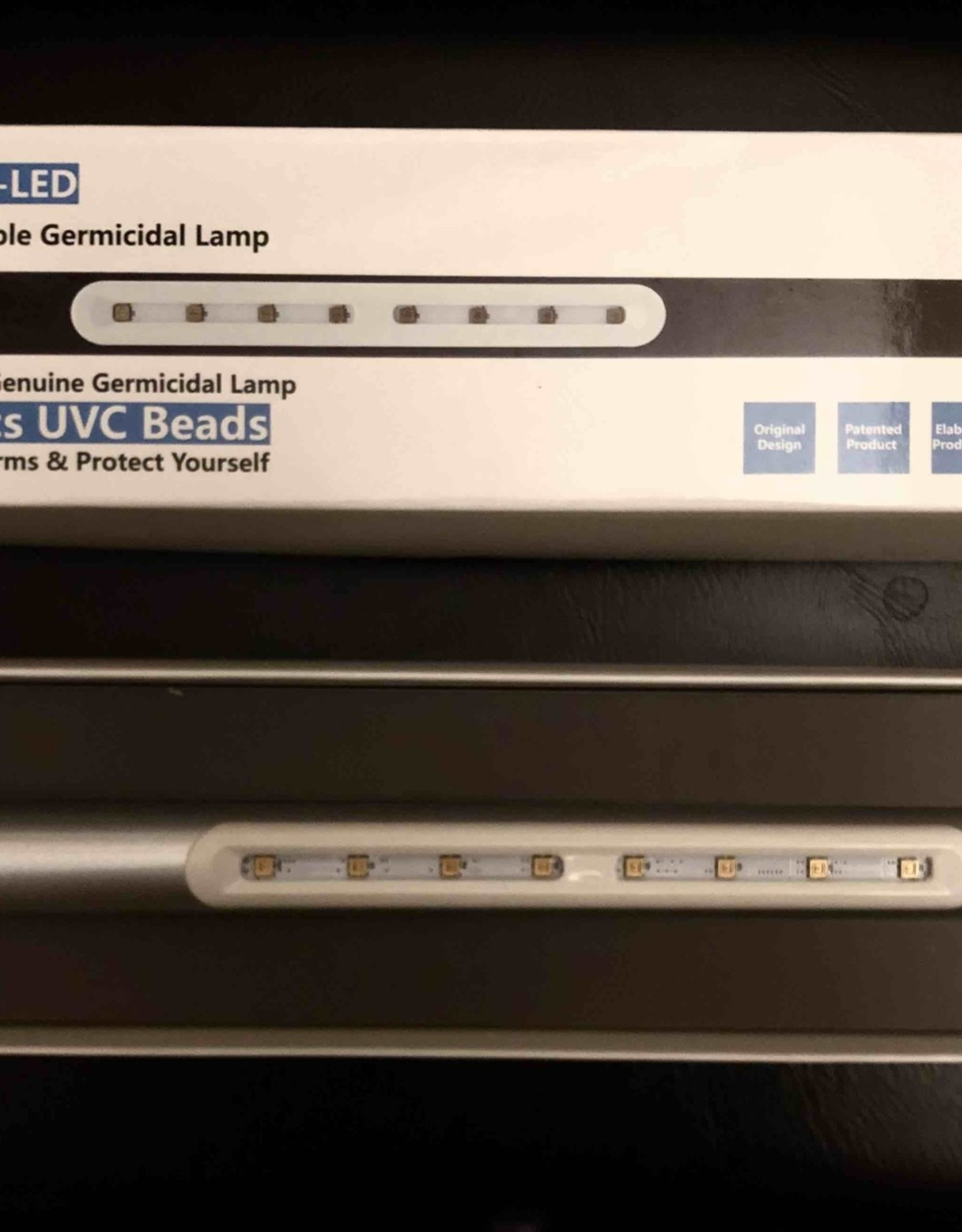 Mission LED Portable UVC LED Germicide (COVID)