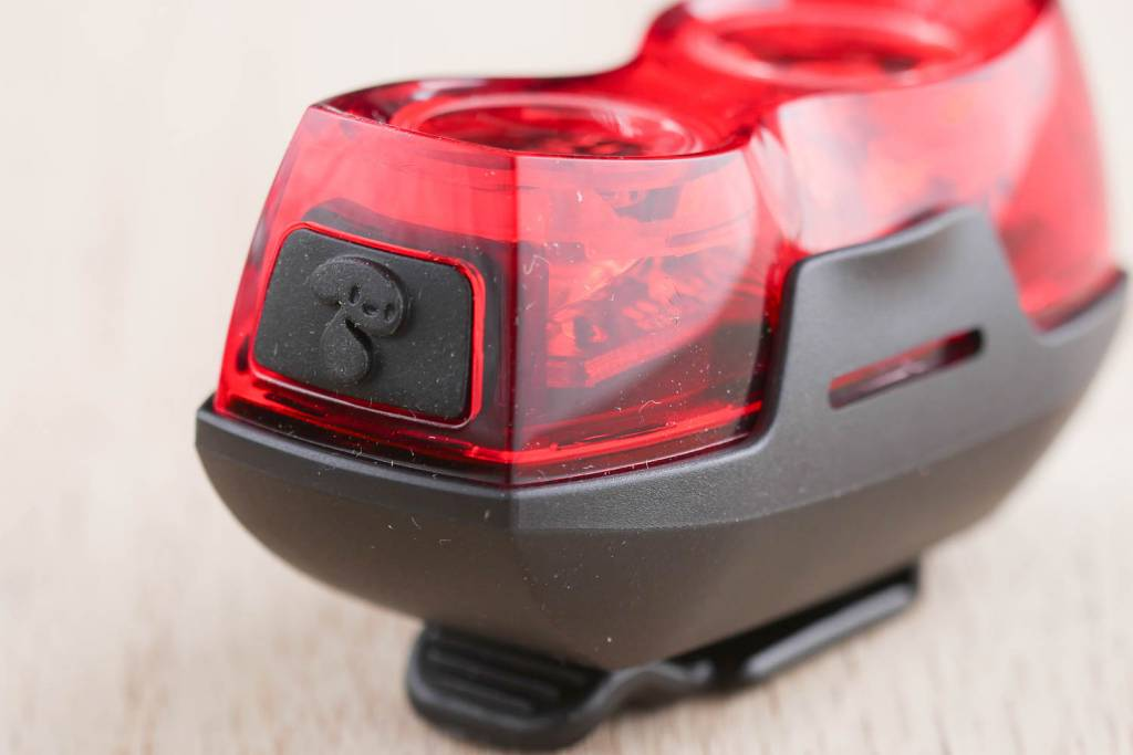 PDW Portland Design Works Danger Zone Taillight