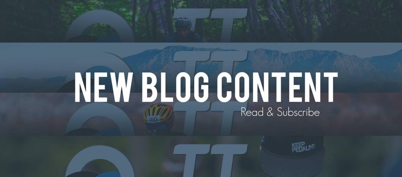 Tri Town weekly Triathlon Newsletter & Blog