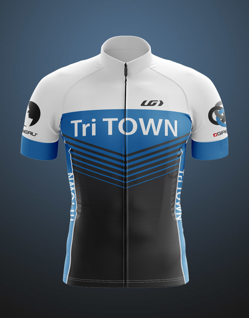 Tri Town 2020-21 Tri Town Team Cycling Jersey