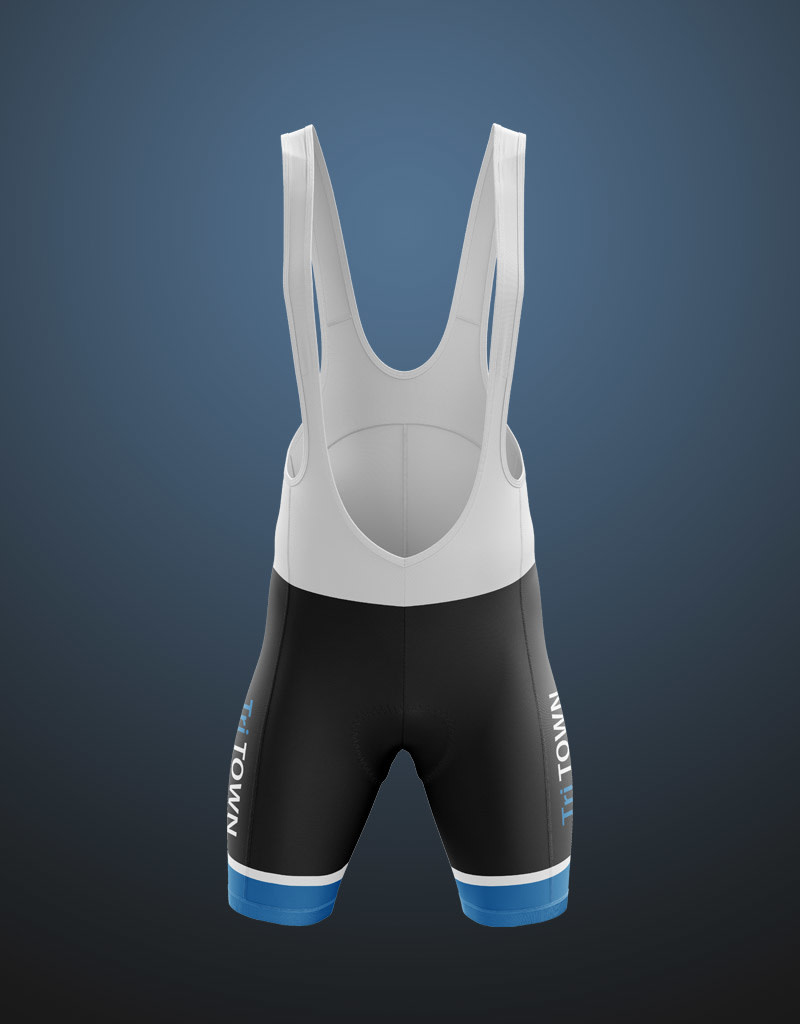 Tri Town 2020-21 Tri Town Team Cycling Bib Short