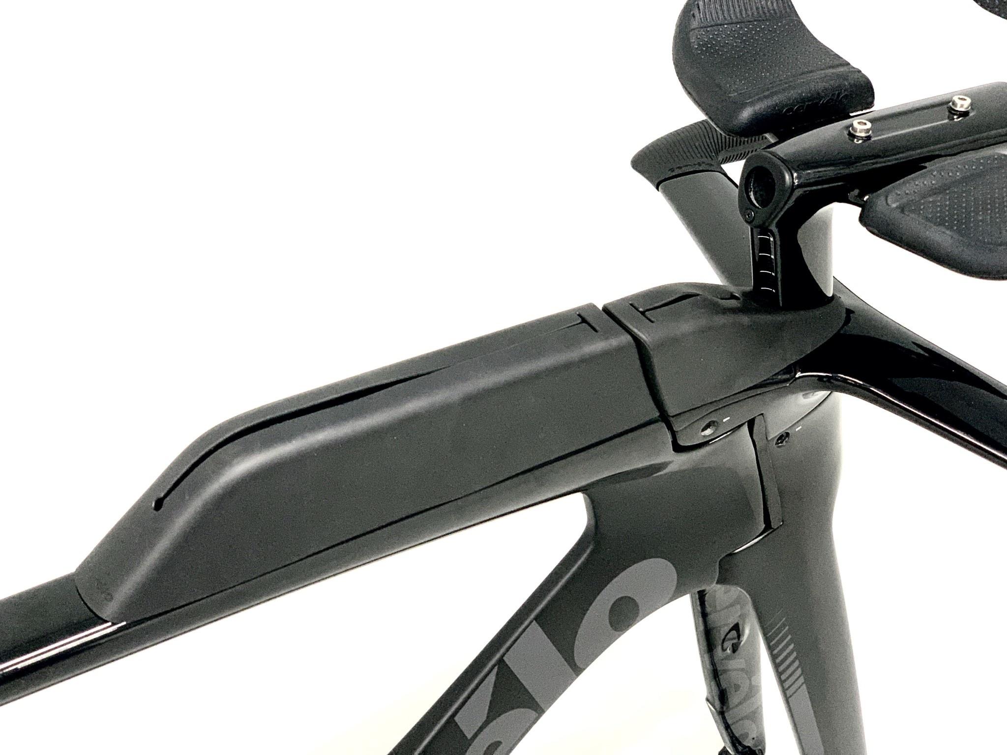 Cervelo Cycles Used Cervelo P5 Disc Frameset Black/Graphite 51cm