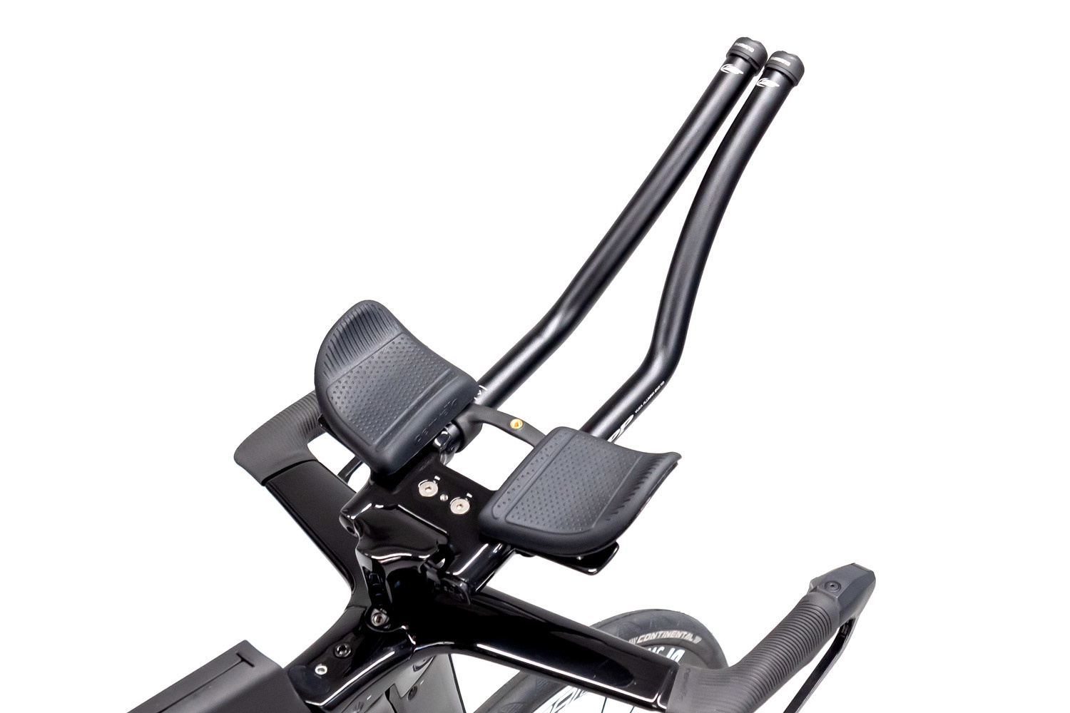 Installing the Cervelo P5 Disc Tilt-Adjustable Aerobar with No Visible Cables