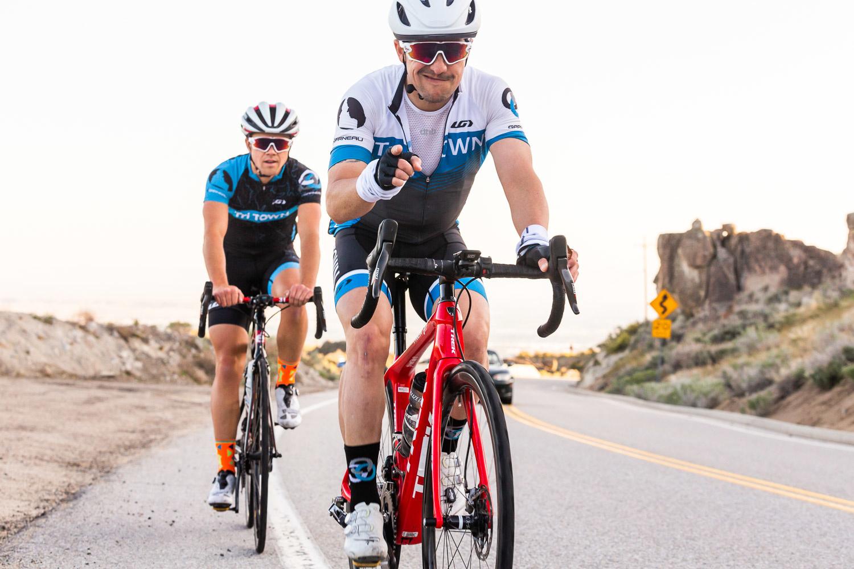 How often do I need to train on my triathlon bike?