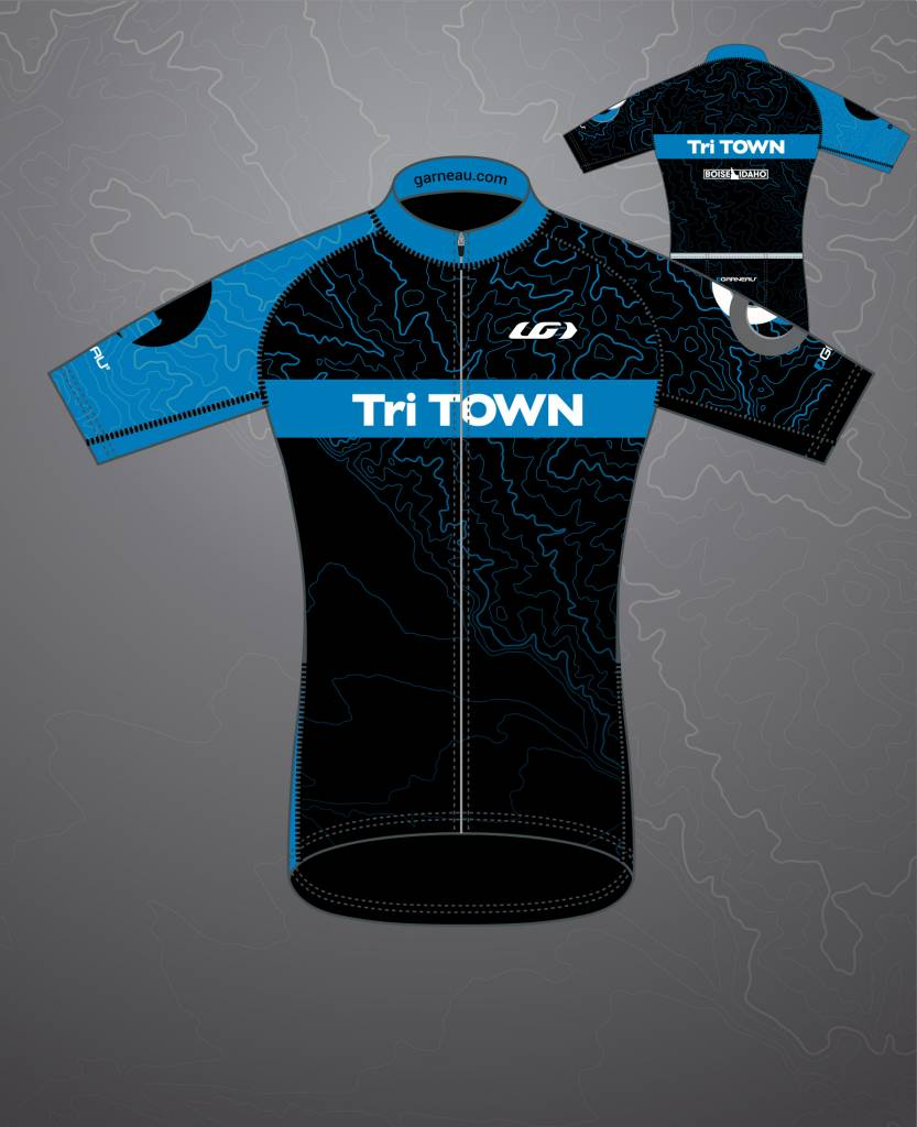 Tri Town Tri Town W's Team Cycling Jersey