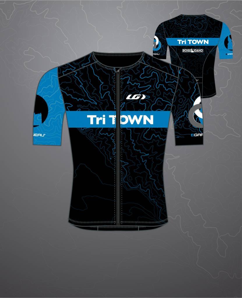 Tri Town Tri Town Team SS Tri Top