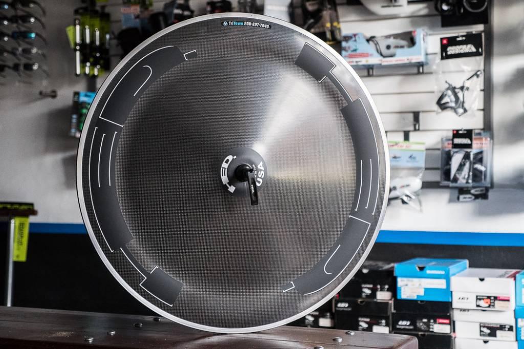HED HED Jet Disc, Rim Brake