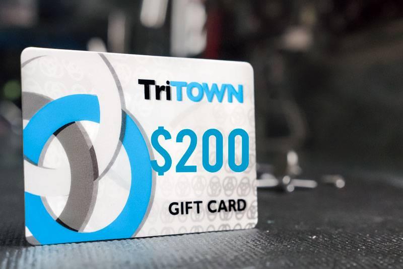 Tri Town Tri Town Gift Card