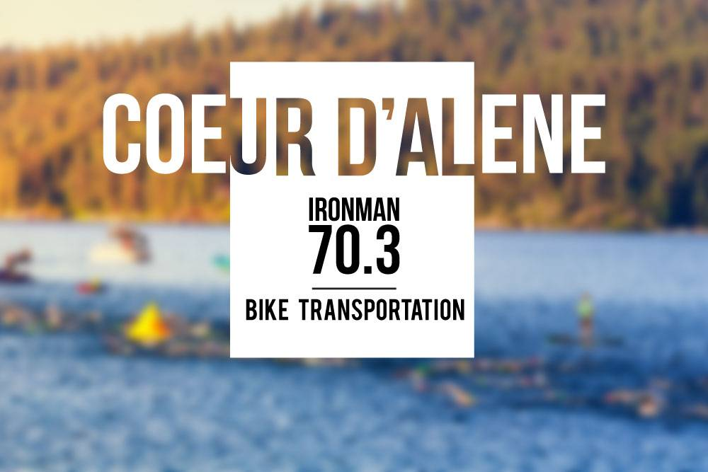 Tri Town Race Bike Transport Service