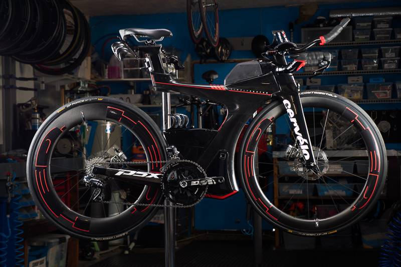Cervelo Cycles Cervelo P5x SRAM RED eTap