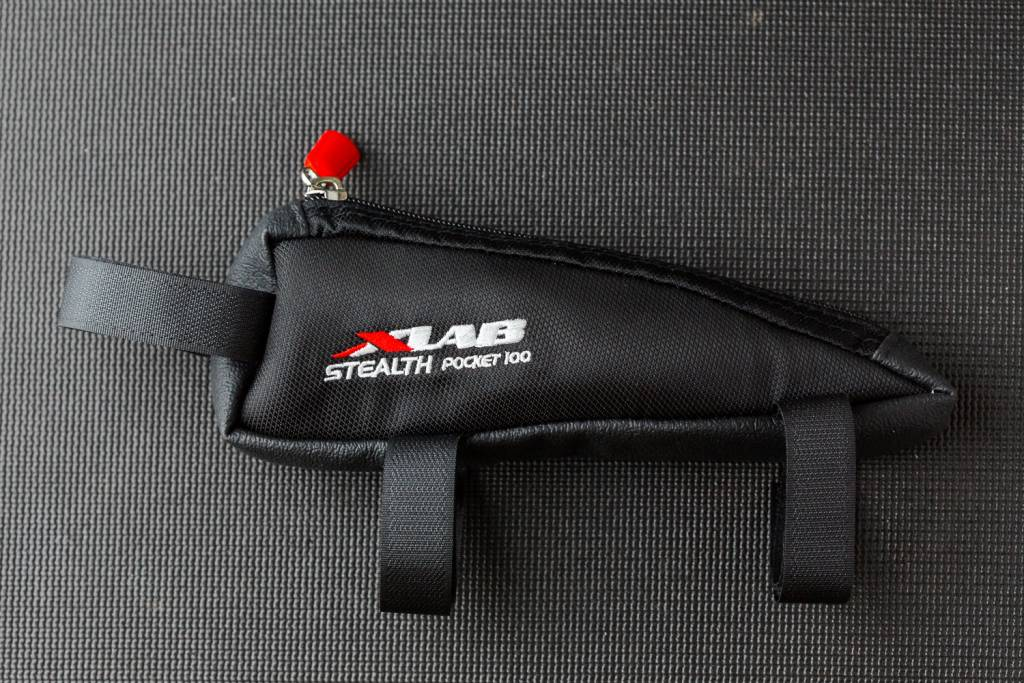 X-Lab XLAB Stealth Pocket 100 Top Tube/ Stem Bag