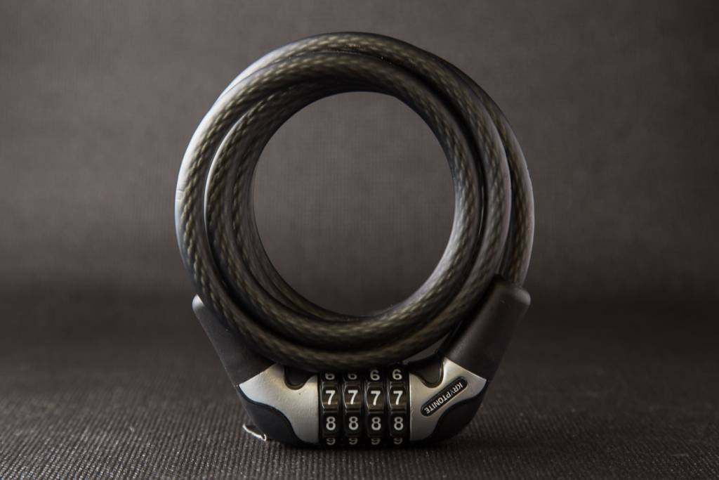 Kryptonite Kryptonite KryptoFlex 1018 Combo Cable Lock
