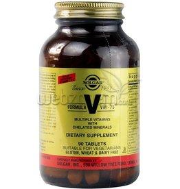 Solgar: Formula VM-75 Tabs