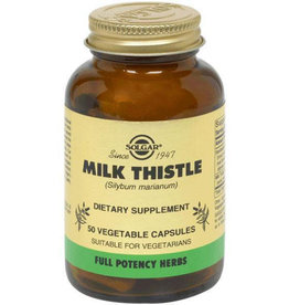 Solgar: FP Milk Thistle 50