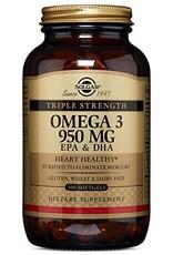 Solgar: Omega 3 ''950'' Softgels 50 caps