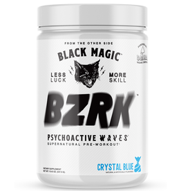 BZRK Black Magic: BZRK Crystal Blue