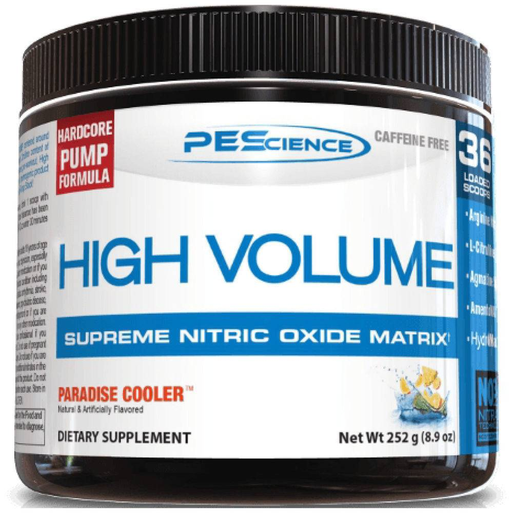 PES: High Volume Paradise Cool