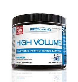 PES: High Volume Bl Frost