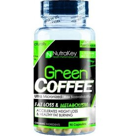 Nutrakey Nutrakey: Green Coffee