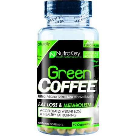 Nutrakey Nutrakey: Green Coffee