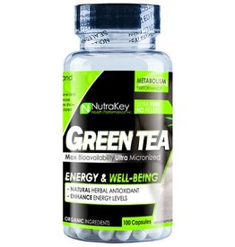Nutrakey NutraKey: Green Tea Extract 35
