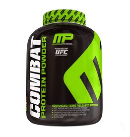 MusclePharm MP: Combat Powder 4lb Vanilla