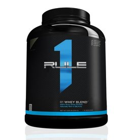 R1: Whey Blend 5lb Chocolate PB