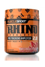 MuscleSport MS: Rhino 2.0 Mango Blast