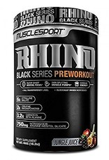 MuscleSport MS: Rhino Black Blue Demon V2