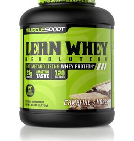 MuscleSport MS: LW 5lb Chocolate