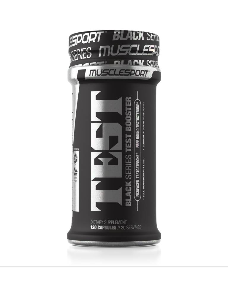 MuscleSport MS: Test Black