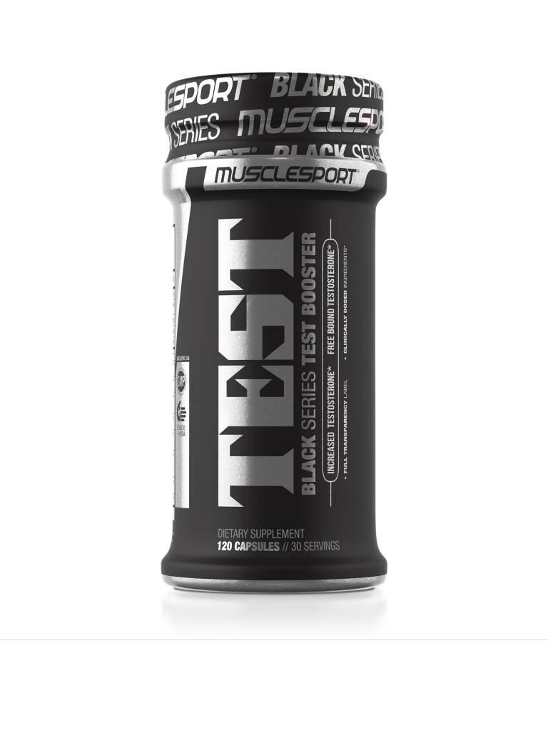 MuscleSport MS: Test Black