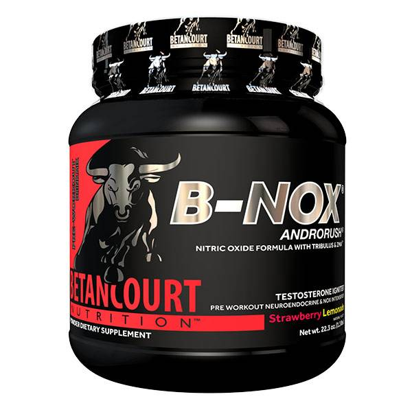 Betancourt Betancourt: B-Nox straw lemon