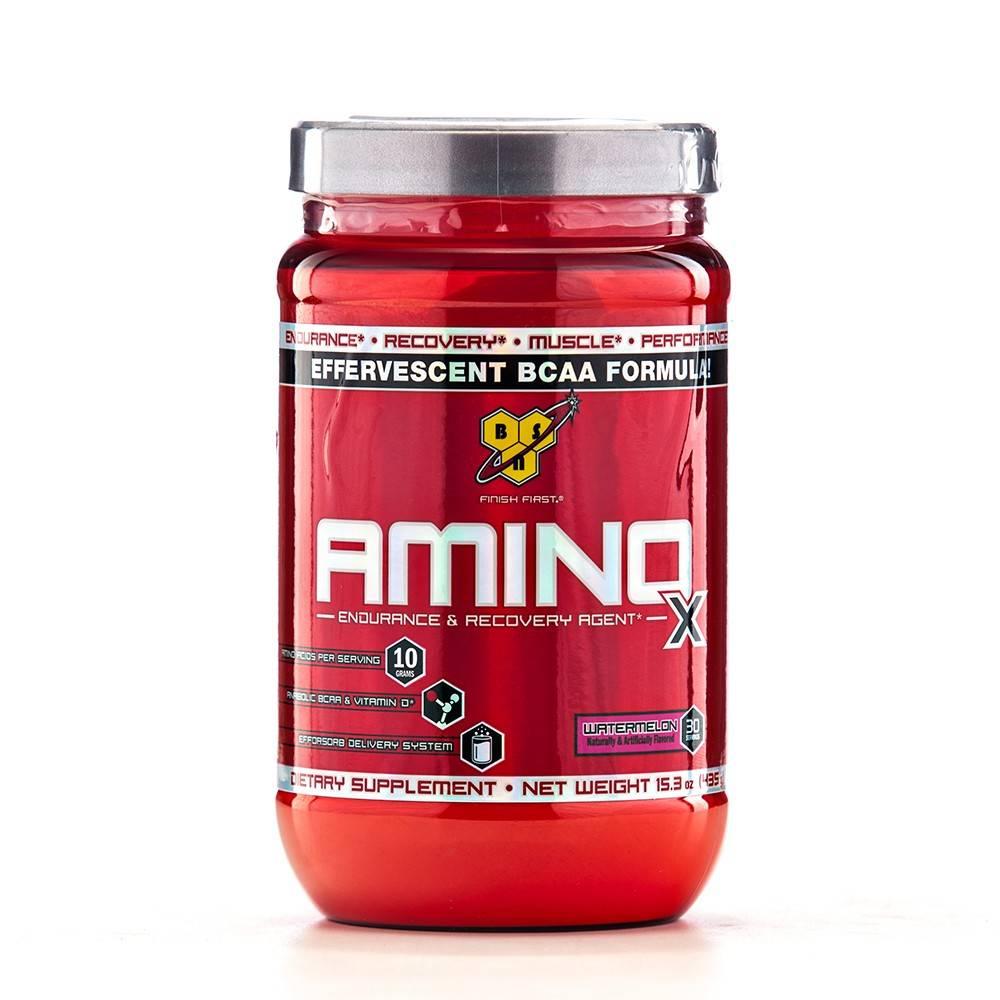 BSN BSN: Amino X 30sv Fruit Punch