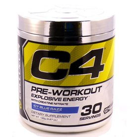 Cellucor Cellucor: C4 30s  Blue Raz