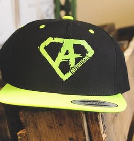 Athletes Nutrition AN: Hats Green/Black