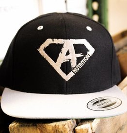 Athletes Nutrition AN: Hats Black/Grey