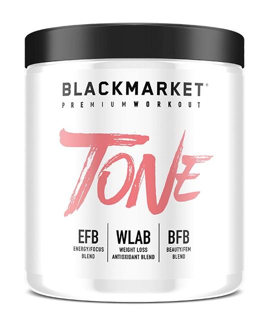 Black Market Labs BML: Tone Orange Mango
